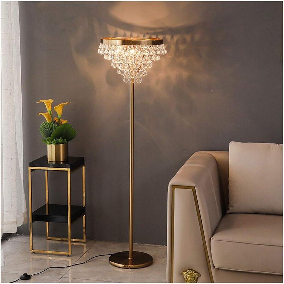 Stehlampe Kristall Stehleuchte Edle Dekorative Lampe Klavier Lampe