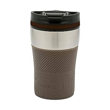 Inoxydable Acier S Go 250ml Antidérapant Coffee To En Mug Isotherme MVqSUzpG
