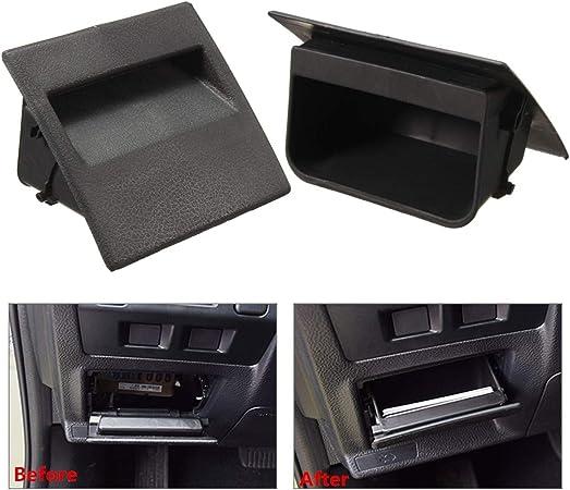 Car Fuse Box Coin Container Bin Storage Tray Holder Organizer For XV Impreza WRX
