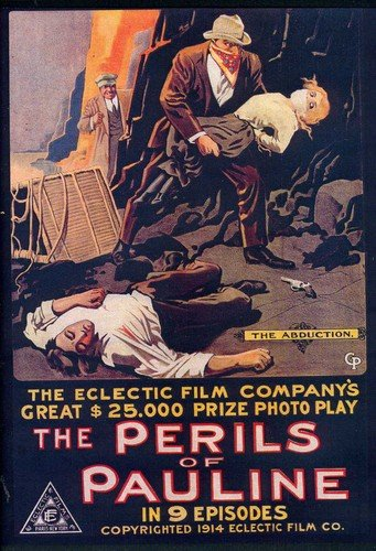DVD : The Perils Of Pauline (DVD)