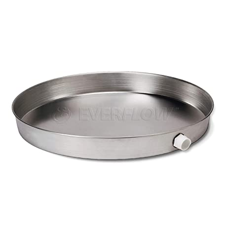 Everflow AWHP24 - Bandeja de drenaje de aluminio para ...
