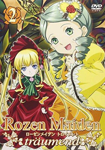 Volume 2 Rozen Maiden Traumend [DVD]