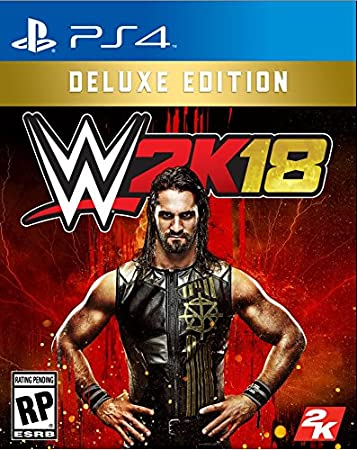 WWE 2K18 Deluxe Edition - PlayStation 4 Deluxe Edition