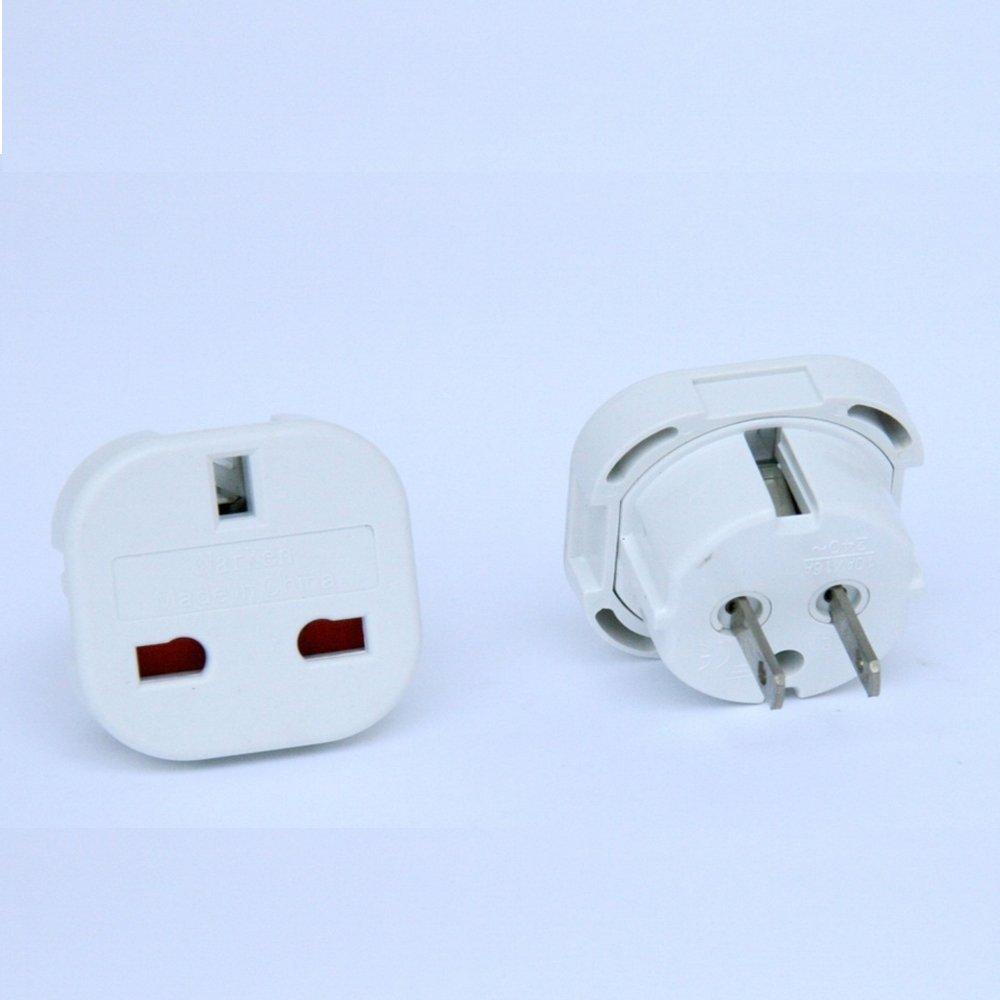 Travel Adapter, High Performance Universal UK/EU/AU to US Adapter Travel Plug Adapter Convert (1 PCS) Sbolang