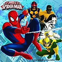 2018 Ultimate Spider-Man Wall Calendar (Mead)