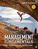 img - for Management Fundamentals: Concepts, Applications, and Skill Development book / textbook / text book