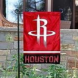 Houston Rockets Double Sided Garden Flag