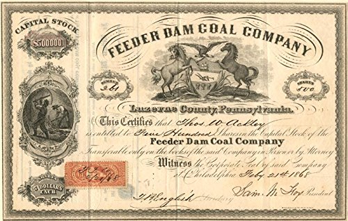 - Feeder Dam Coal Company