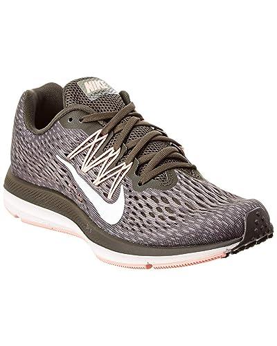 f34f36075d7 Nike Women s WMNS Zoom Winflo 5 Low-Top Sneakers  Amazon.co.uk  Shoes   Bags