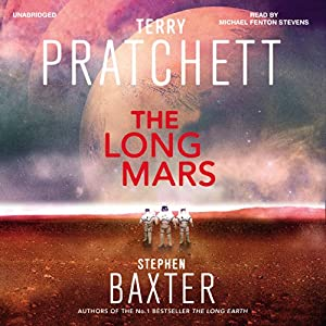 The Long Mars Audiobook