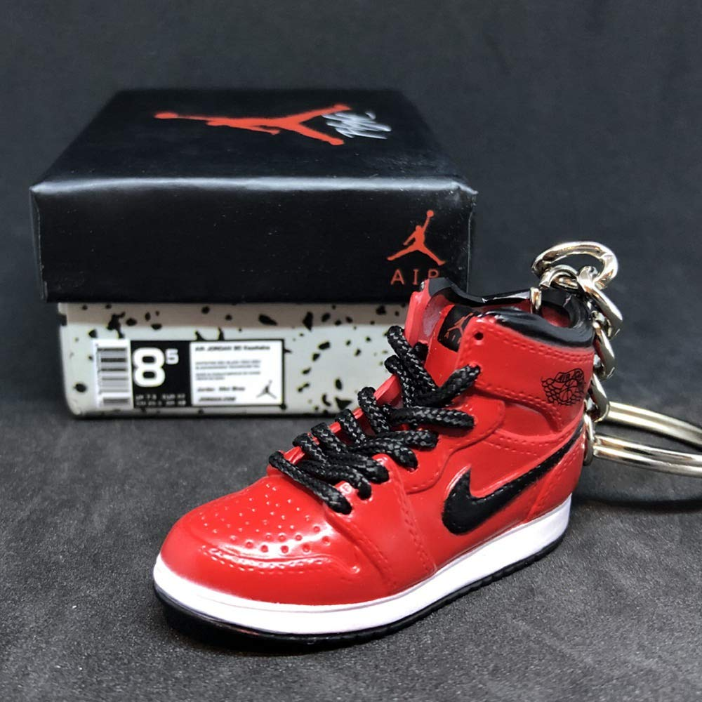 timeless design 084a4 a0097 1 X Air Jordan I 1 Retro High Premier Toro Red OG Sneakers Shoes ...