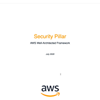 Security Pillar: AWS Well-Architected Framework (AWS Whitepaper) (English Edition)