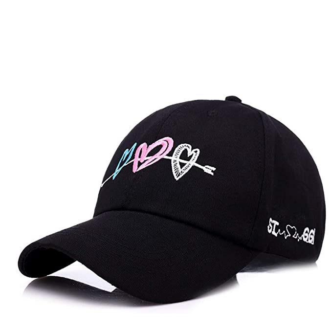 5a8ae80b73177 XINBONG Baseball Cap Womens Hats Spring Bones Caps Fashion Snapback Ratche  Black Luxury 2019 for Ladies at Amazon Women's Clothing store