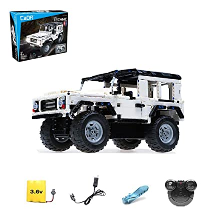 Liteness Para el vehículo de Control Remoto Double Eagle Building Block, RC Off Road Cars