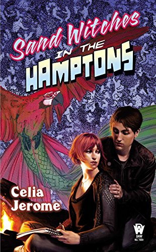 Sand Witches in the Hamptons (Willow Tate Novel)