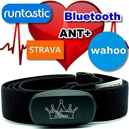 BerryKing Heartbeat Bluetooth & ANT+ HRM para Garmin Polar ...