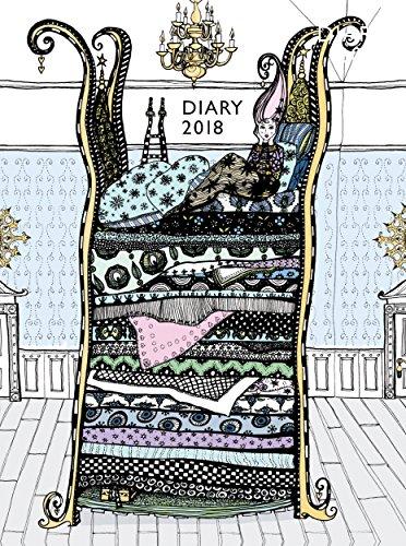 (Susannah Peacock - Princess & the Pea Pocket Diary 2018 )