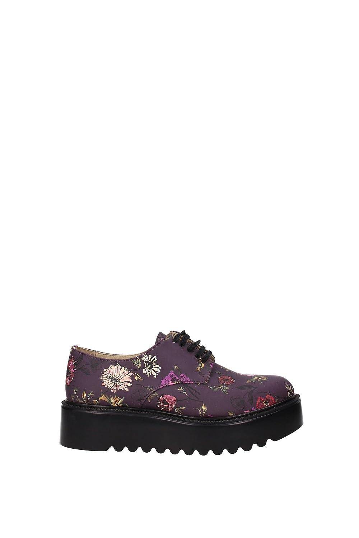 Zapatos de cordones Pinko Mujer - (PBKSH1P20SQY2VJYR3) EU 37 EU|Morado