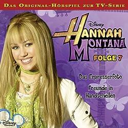 Das Erpresserfoto / Freunde in Handschellen (Hannah Montana 7)