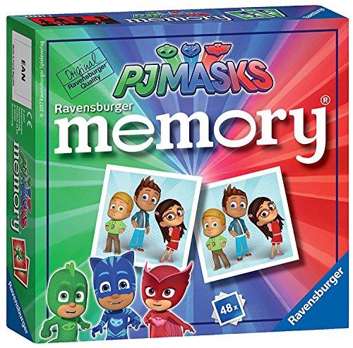PJ MASKS Memory Game Ages 3+ by PJMASKS