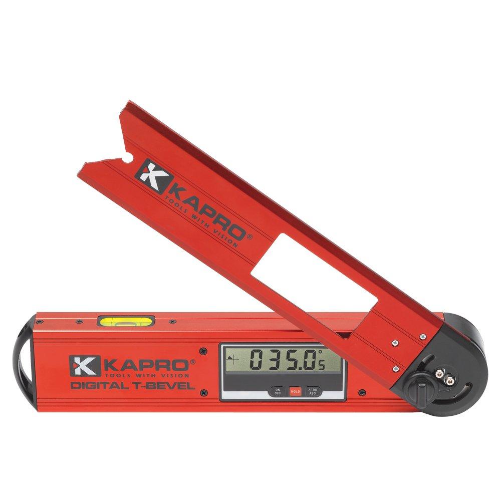 Kapro 992 Aluminum Digital T-Bevel, +/-0.1 Degree Accuracy