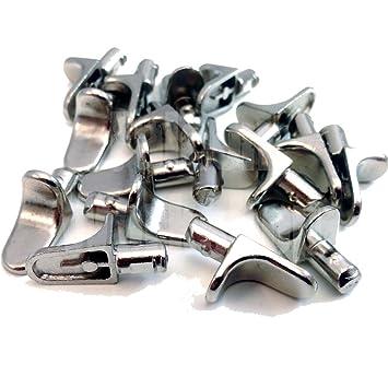 Regalbodenstifte, 5 mm, Stahl, für IKEA-Küchenschränke, 8 Stück ...