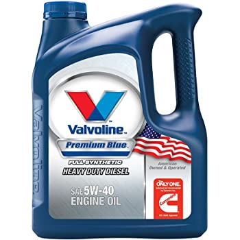 valvoline 5w 40 premium blue extreme synthetic diesel engine oil 1gal case of 3. Black Bedroom Furniture Sets. Home Design Ideas