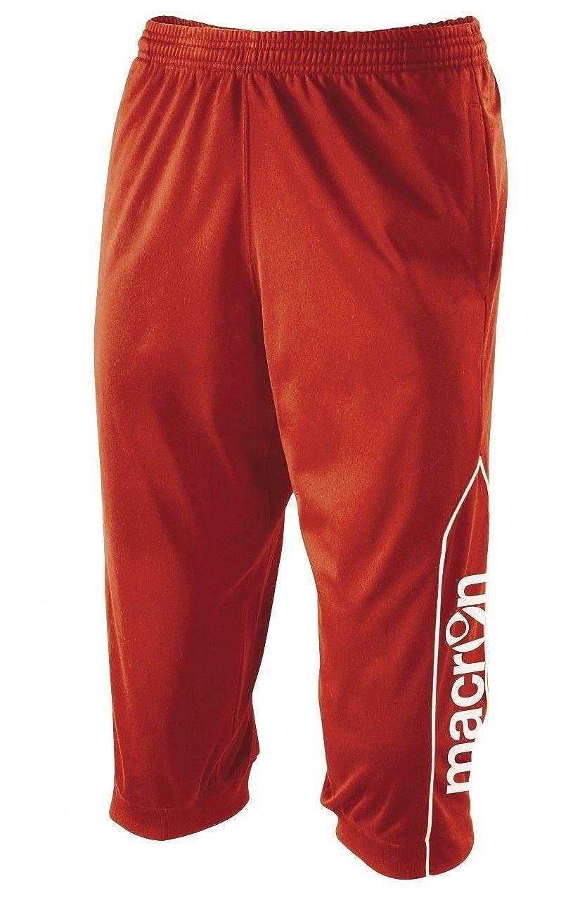 6f84c7578c3ee0 Pinocchietto Tre Quarti Pantaloncini Corti 3/4 da Allenamento Uomo Macron  Ural: Amazon.it: Abbigliamento
