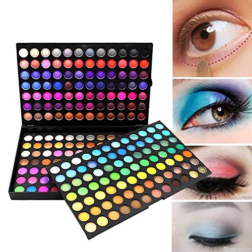 Colors Eyeshadow Professional Cosmetics Palette