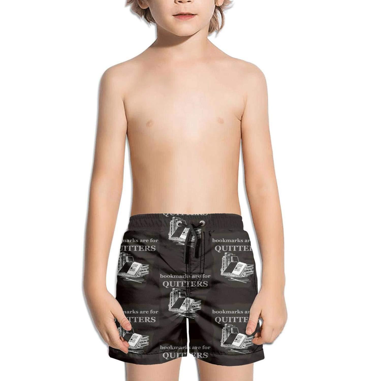 Ouxioaz Boys Swim Trunk Book Lovers Beach Board Shorts