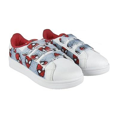 65a4c82c06726 Disney Spider-Man 2300002959 Chaussons Sneaker Garçon