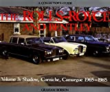 Rolls-Royce and Bentley Collector's Guide, Graham Robson, 189987044X