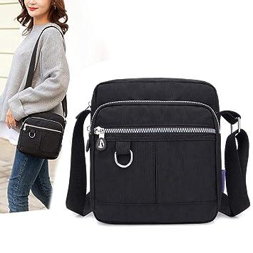 3a8dd135cebf2 AOLVO Geldbörsen und Schulter-Handtaschen für Damen