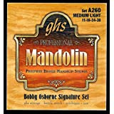 GHS Strings Mandolin Sonny Osborne Set (Medium Phosphor Bronze)