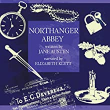 Northanger Abbey Audiobook by Jane Austen Narrated by Elizabeth Klett