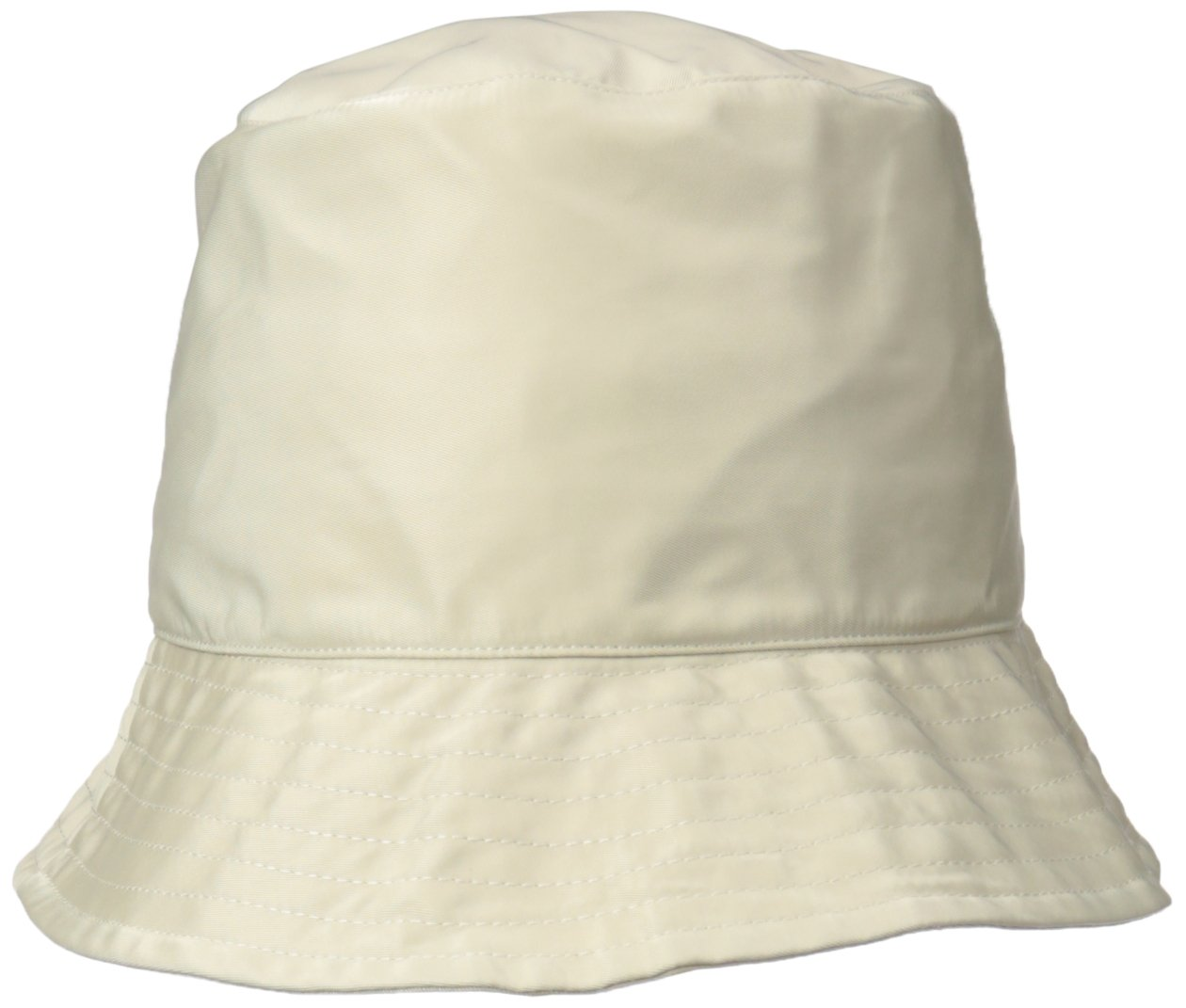 Nine West Women's Nylon Bucket Rain Hat, Tan, One Size by Nine West