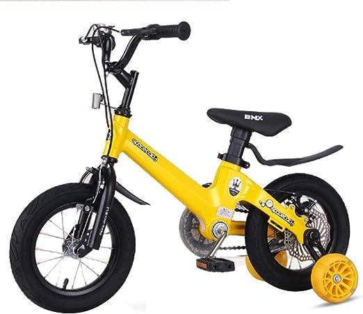 AJZGF Bicicletas niños Bicicleta para niños Aleación de magnesio ...