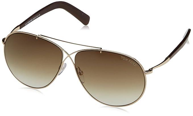 Tom Ford Sonnenbrille FT0335 130_01P (60 mm) schwarz 3Vfxj
