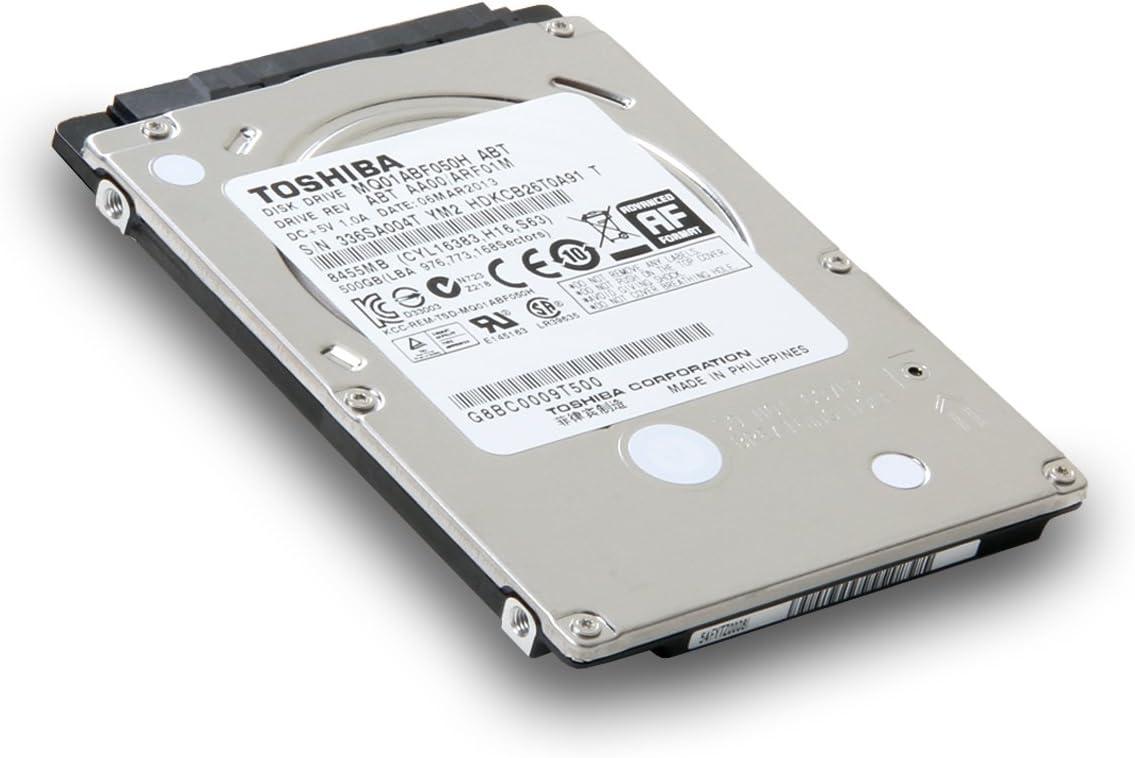 Toshiba MQ01ABF050H: Amazon.es: Informática