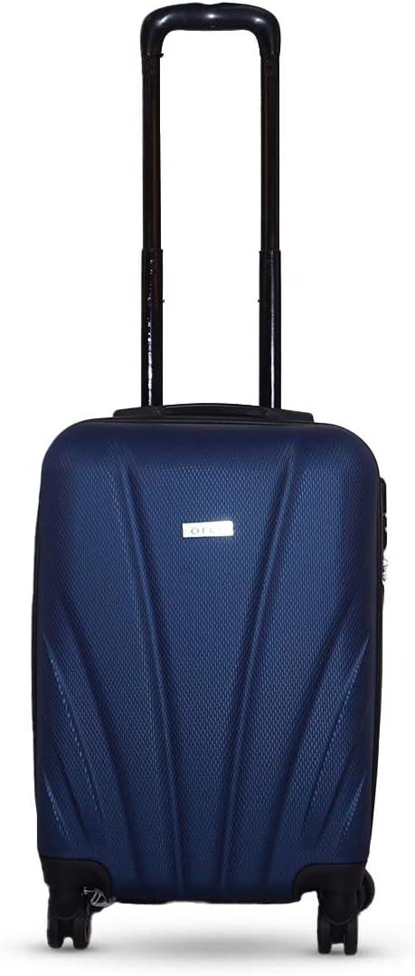 Blau, M Orci Shell Reisekoffer Hartschale Trolley Koffer Handgep/äck M-L-XL-Set
