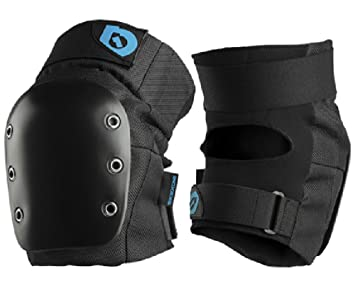 661 DJ Knee Pads Black Amazoncouk Sports Outdoors