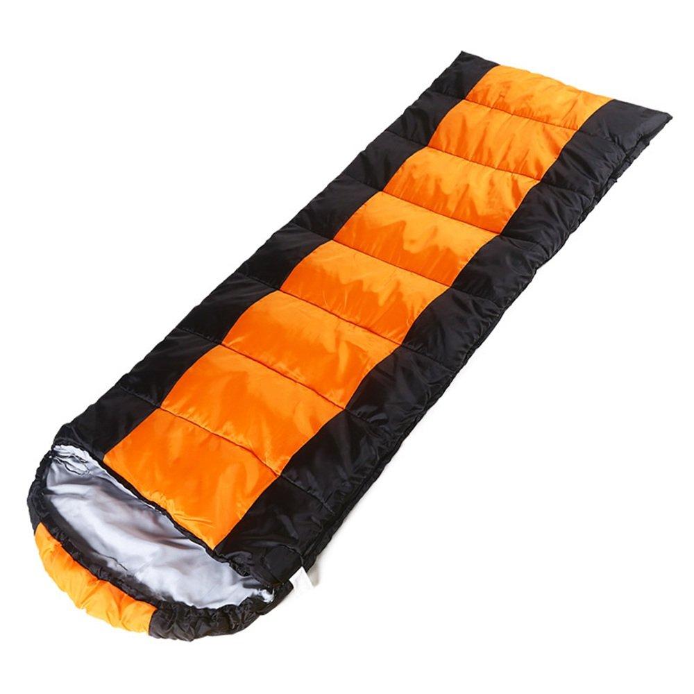 LJHA shuidai Saco de Dormir del Sobre/Impermeable/al Aire Libre Que viaja Que acampa Que Camina/Saco de Dormir Rectangular del Solo Algodón (210 * 75cm) ...