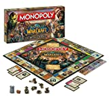 world warcraft monopoly - Monopoly: World of Warcraft Collector's Edition