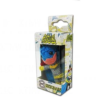 Amazon.com: Producto oficial de DC Comics Llavero con muñeca ...
