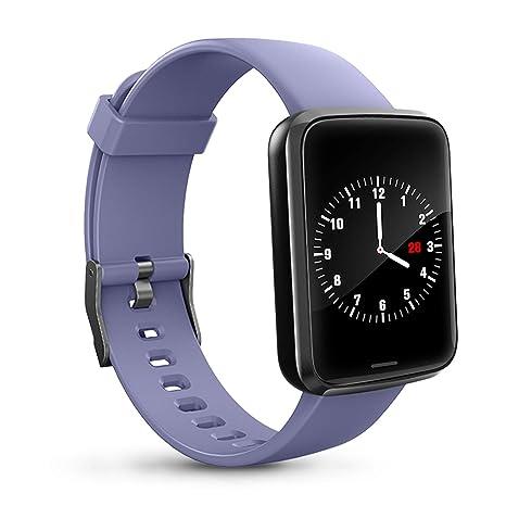 Amazon.com: Reloj inteligente Lintelek, reloj inteligente ...