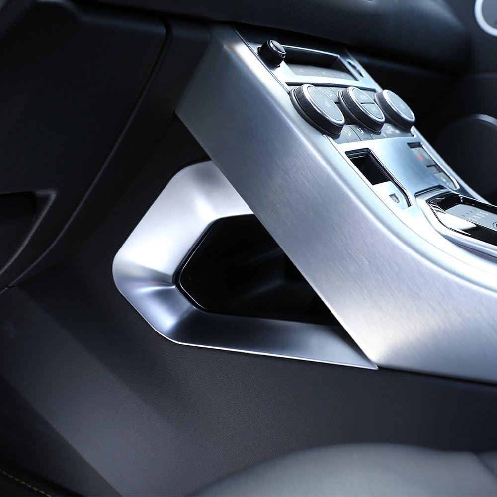Car Accessories centeral Dekoration U Form Rahmen Trim ABS Chrom New Arrivals