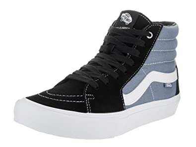 1a04273565a Image Unavailable. Image not available for. Color  Vans Mens Sk8-Hi Pro  Black Infinity ...