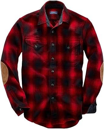 Ralph Lauren - Camisa de Lana para Hombre