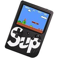 400 Nostalji Oyunlu Mini Sup Atari Gameboy & Gamebox Oyun Konsolu SİYAH