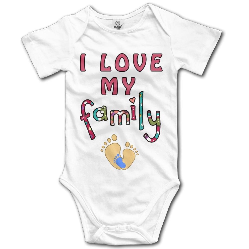 【楽天カード分割】 Toda Mafalda SHIRT Love ベビーボーイズ Newborn ユニセックスベビー B07D7S167S White SHIRT I Love My Family 1 Newborn, 松阪市:f8194362 --- martinemoeykens-com.access.secure-ssl-servers.info
